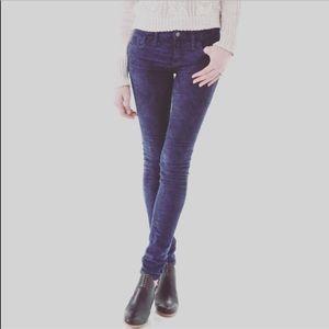 Free People corduroy skinny pants | 27